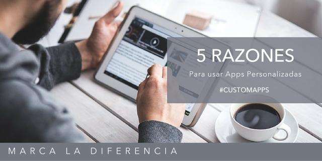 App Personalizada - ES